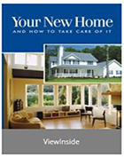 """Your New Home and How to Take Care of It"" published by National Association of Homebuilders with tips on maintenance for homebuyers"