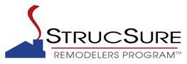 StrucSure Remodelors Program logo