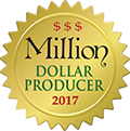 Tiffany Acree and D'Ann Brown Achieve StrucSure Home Warranty's Million Dollar Producer Status Again in 2017; Scott Whisenant Joins the Ranks for his First Year as Million Dollar Producer